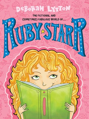 cover image of Ruby Starr Series, Book 1