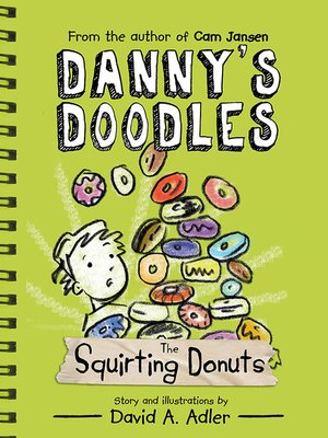 cover image of The Squirting Donuts