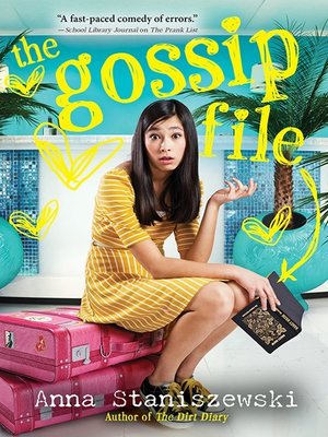 cover image of The Gossip File