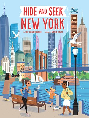 cover image of Hide and Seek New York City