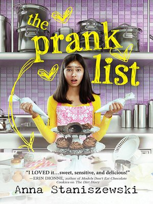 cover image of The Prank List