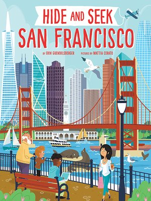 cover image of Hide and Seek San Francisco