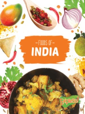 cover image of Foods of India