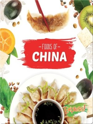 cover image of Foods of China