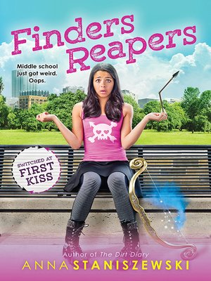 cover image of Finders Reapers