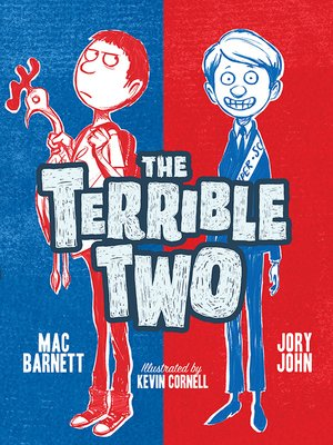 cover image of The Terrible Two