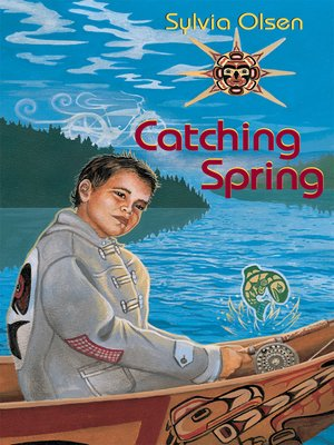 cover image of Catching Spring