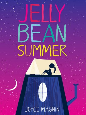 cover image of Jelly Bean Summer