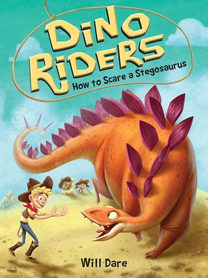 cover image of How to Scare a Stegosaurus