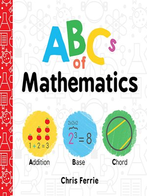 cover image of ABCs of Mathematics