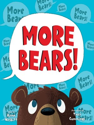 cover image of More Bears!