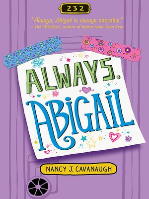 cover image of Always, Abigail