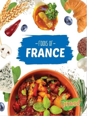 cover image of Foods of France
