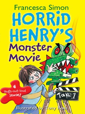cover image of Horrid Henry's Monster Movie