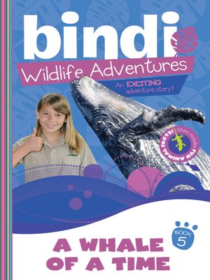 cover image of A Whale of a Time