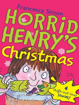 cover image of Horrid Henry's Christmas
