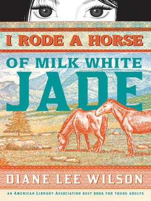 cover image of I Rode a Horse of Milk White Jade