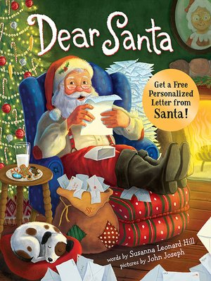 cover image of Dear Santa