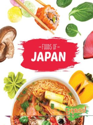cover image of Foods of Japan