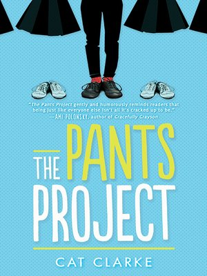 cover image of The Pants Project