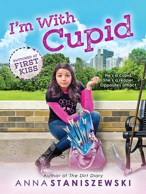 cover image of I'm With Cupid
