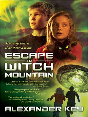 cover image of Escape to Witch Mountain