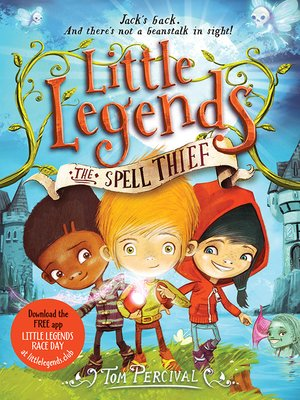 cover image of The Spell Thief