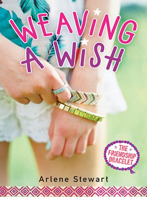 cover image of Weaving a Wish
