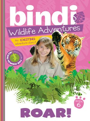 cover image of Roar!