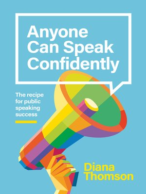 cover image of Anyone Can Speak Confidently