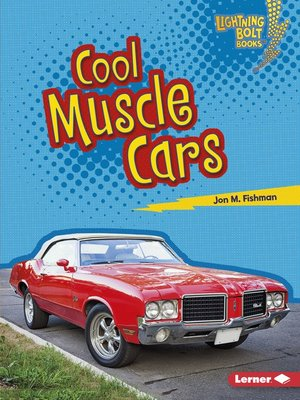 cover image of Cool Muscle Cars