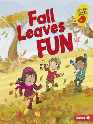 cover image of Fall Leaves Fun