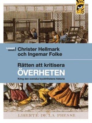 cover image of Rätten att kritisera överheten