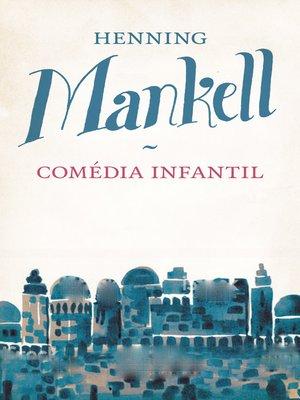 cover image of Comédia Infantil