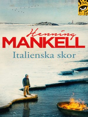 cover image of Italienska skor