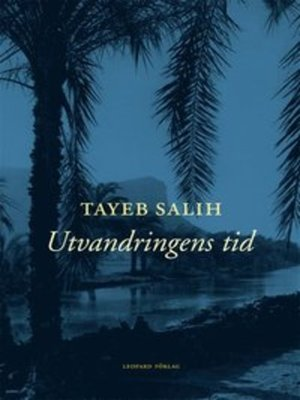 cover image of Utvandringens tid