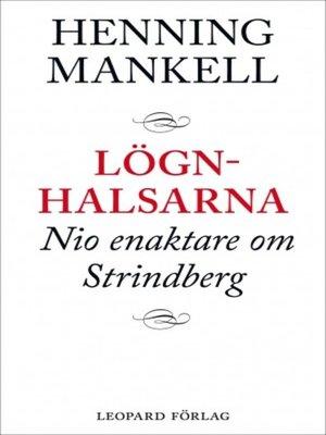 cover image of Lögnhalsarna