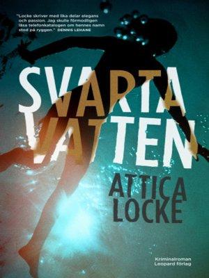cover image of Svarta vatten