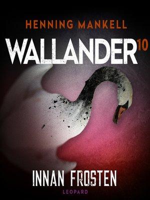cover image of Innan frosten