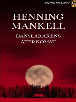 cover image of Danslärarens återkomst