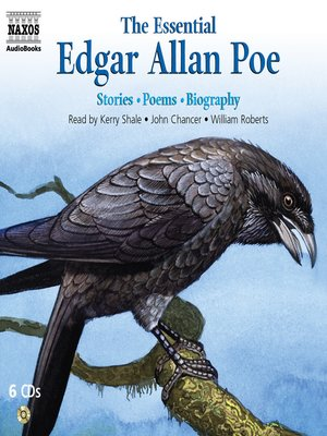cover image of The Essential Edgar Allan Poe